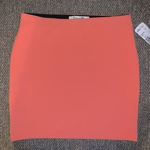 Forever 21 spandex mini skirt NWT